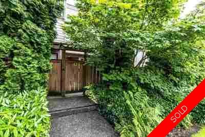 Central Lonsdale Townhouse for sale:  2 bedroom 2,133 sq.ft. (Listed 2019-07-11)